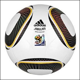 World Cup Football 2010 South Africa by adidas